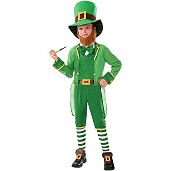Forum Novelties Little Leprechaun Costume Small  sc 1 st  Amazon.com & Amazon.com: Forum Novelties Little Leprechaun Costume Small: Toys ...