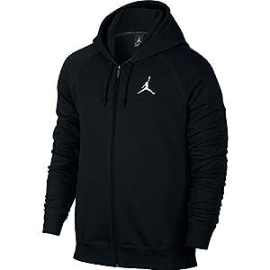 Nike Men's Air Jordan Jumpman Full Zip Fleece Basketball Hoodie
