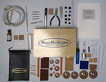 MusicMedic SAXOPHONE CARE KIT