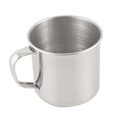 Sonline Stainless Steel Coffee Tea Mug Cup-Camping/Travel-3.5