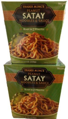 Trader Joe's Ming's Peanut Satay - 2 Pack