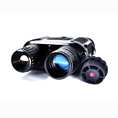 7x31 Digital Night Vision Binocular 1300ft Wide Dynamic Rang