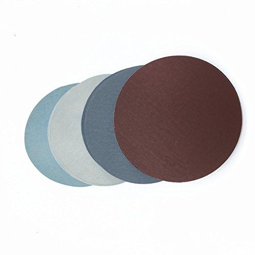 grain 1000//1500//2000//3000//5000//7000 Lot de 30 disques abrasifs ronds 50 mm