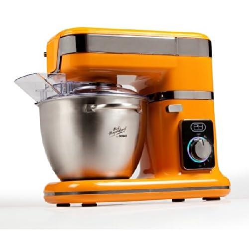 Domo DO-9075KR Robot de Cuisine Orange 4,5 L 1000 W