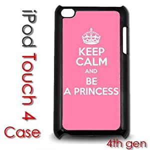 For SamSung Galaxy S3 Case Cover gen Touch Plastic Case - Keep Calm and be a Princess