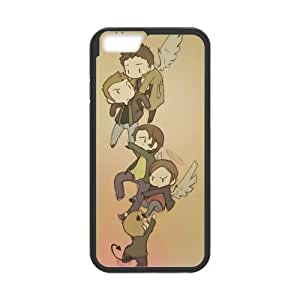 diy phone caseCute Funny Cartoon Supernatural Character Cover Case for iPhone 6 (Laser Technology)diy phone case