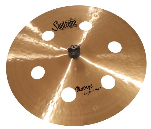 """Soultone Cymbals VOS64-CHN22FXO6-22"""" Vintage Old School 1964 FXO 6 China from Soultone Cymbals"""