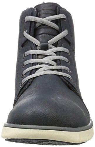 Rieker Herren F9322 Hohe Sneaker Blau (Lake/River/Pazifik/Rauch)