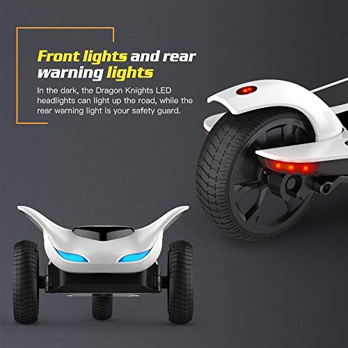Electric Skateboard with Bluetooth -- TOMOLOO Dragon knight H3  -- Longboard with Remote Controller, 17.5 MPH Top Speed, 12 Miles Max Range by TOMOLOO (Image #3)