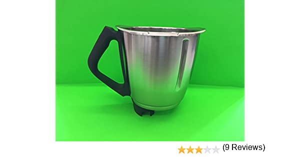 Original Vaso y asa para Thermomix TM5 Vorwerk: Amazon.es: Hogar