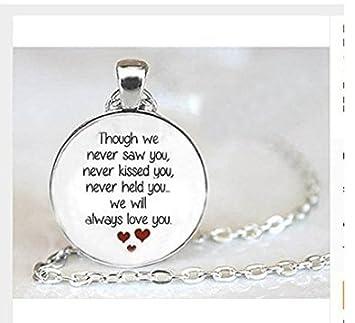Amazon miscarriage keepsake pendant necklace loss of unborn miscarriage keepsake pendant necklace loss of unborn baby miscarriage necklace miscarriage remembrance aloadofball Choice Image