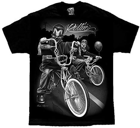 Cruising Lowrider Bike IT Clown Joker Cholo Gangster David ...