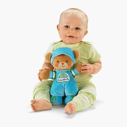 Amazon.com: Fisher-Price Brilliant Basics Babys 1st oso ...