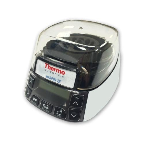 Thermo Fisher Scientific 75004061 mySPIN 6 Mini Centrifuge, 6000 rpm, 100-240V, 50-60 Hz