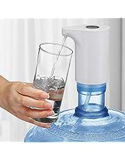 Waterflespomp Opladen via USB Automatische automatische vatkruikdispenser Draagbare drinkpomp voor thuisgebruik