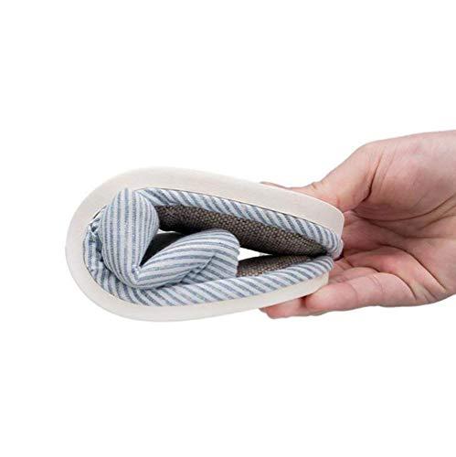 D Infradito Domestico 36 Uso Per Unisex Pantofola 37 Yingsssq colore 37 Sandali 36 Legno Casual In Lino Dimensione D Pavimento Di Antiscivolo 0dqFd1Sx