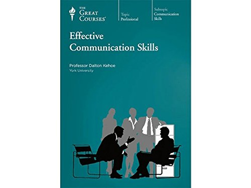 Effective Communication Skills by Teaching Company
