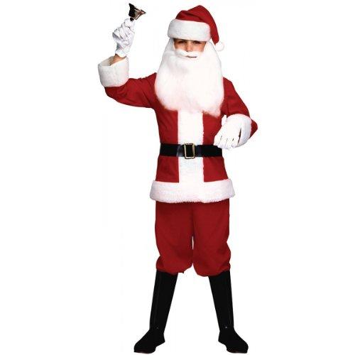 Child's Santa Claus Suit Child Costume - Medium -