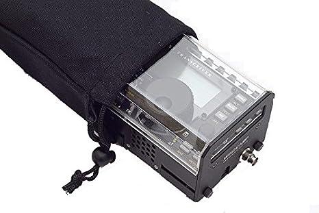 WINDCAMP 5 parts RADIATOR Heatsink Shield kit+Cover case bag for ELECRAFT KX3