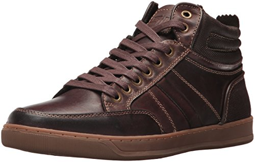 c8066a28c6f Steve Madden Men's Cartur Fashion Sneaker, Brown Leather, 10 - Import It All
