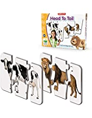 The Learning Journey - 345726 Match It Head to Tail, Wit