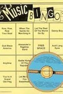 Amazon.com: Music Bingo 1 for Seniors-by Elder Group Games ...