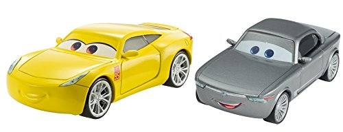 Disney/Pixar CARS 3 - Details & Downloadable Activity Sheets #Cars3 - Disney Pixar Cars 3 Sterling & Cruz Ramirez Die-Cast Vehicle 2-Pack