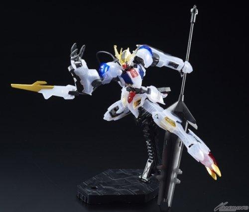 Event limited item HG 1/144 Gundam Barbatos Lupus Rex [Clear color]ver model kit