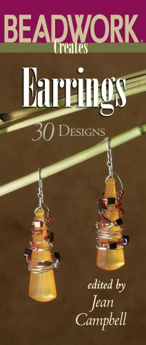 Beadwork Creates Earrings