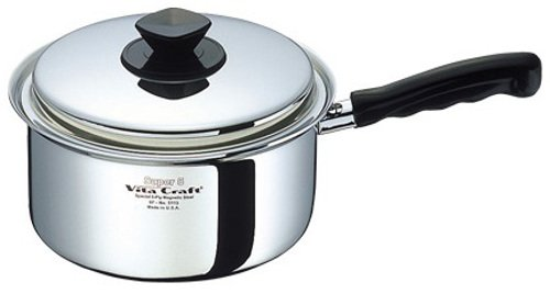 Vita Craft Super Five saucepan 19cm 3.0L, used for sale  Delivered anywhere in USA