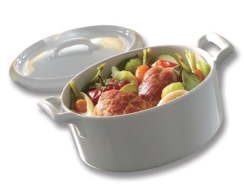 Revol Belle Cuisine BC0145-1 15.75 Ounce Cocotte With Lid by Revol