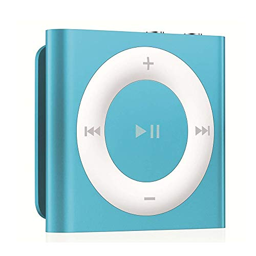 Apple iPod shuffle 2GB Blue (4th - Ipod Apple Music Player