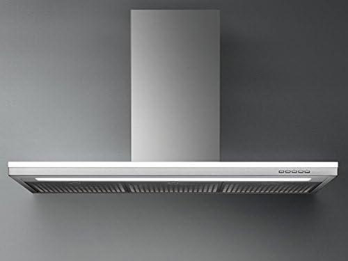 Falmec Design Campana extractora de Isla Lumen-Isla 90cm: Amazon.es: Hogar