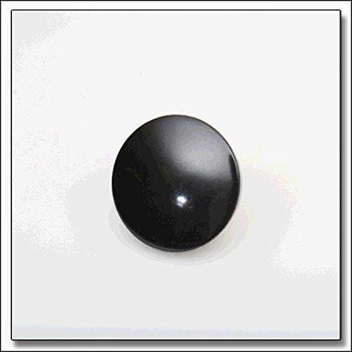 Star 2R-Y9854  Knob, 1/4''-20, Black