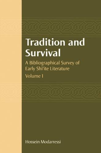 Tradition and Survival: A Bibliographical Survey of Early Shi