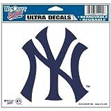 yankee window decal - New York Yankees Official Mlb 4.5