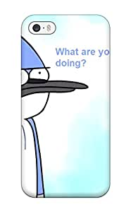 Iphone Snap On Hard Case Cover Regular Show Protector For Iphone 5/5s