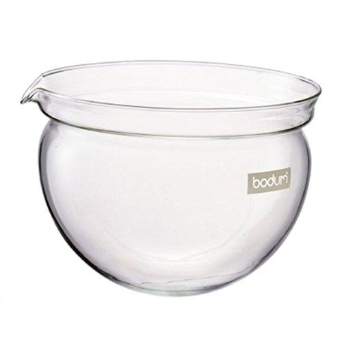 (Bodum Chambord Teapot Replacement Glass Carafe 34 oz. 1L )