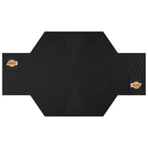 Fan Mats 15381 NBA Los Angeles Lakers Motorcycle Mat