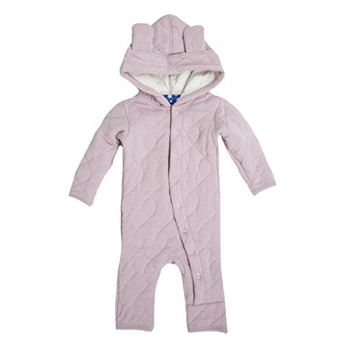 Quilted Boys Coverall - 7