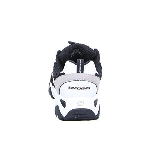 Skechers 2 Sportive Down Scarpe Top 99999693bkw D'lites qZ7Cxfwqp