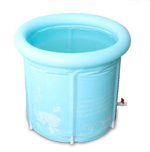 pro4u super thick adult folding bathtub inflatable bathtub import it all. Black Bedroom Furniture Sets. Home Design Ideas