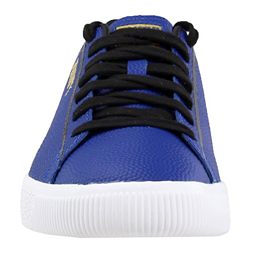 PUMA Men's Clyde Bball Madness Limoges 14 D US by PUMA (Image #4)