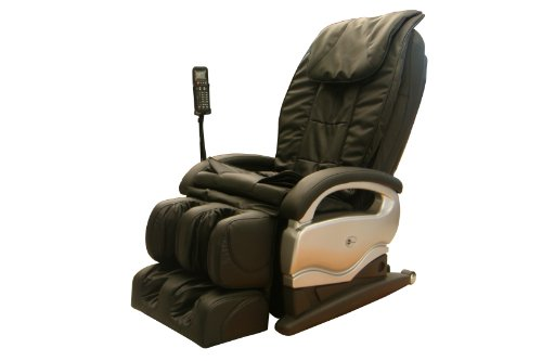 New-Full-Body-Shiatsu-Electric-Massage-Chair-Recliner-Bed-wLeg-Extending-EC27