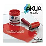 Akua IIPO2 Intaglio Ink, 2 oz, Pyrrole Orange