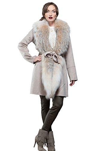 guy-laroche-womens-truffle-white-and-lynx-fur-mid-length-cashmere-coat