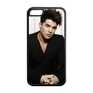 diy phone casePop Music Adam Lambert Stylish TPU Protective Case Cover For ipod touch 4 (Black, White)diy phone case