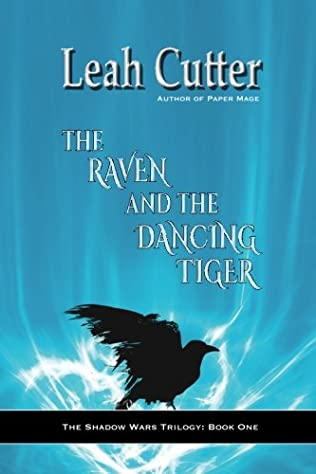 book cover of The Raven and the Dancing Tiger