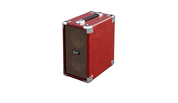 Amazon.com: Phil Jones CUB AG-100 Acoustic Guitar Amplifier in RED: Musical Instruments