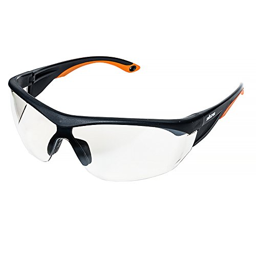 Sellstrom S71402 XM320 Advantage Safety Glasses / Protective Eyewear - Indoor / Outdoor Lens, Hard Coated, Soft Nose Piece ( Qty 1 )